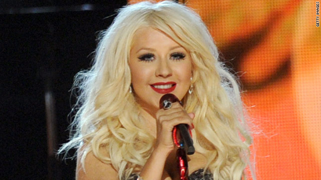 Christina Aguilera to coach 'The Voice'