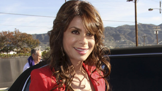 Paula Abdul fine after frantic 911 phone call