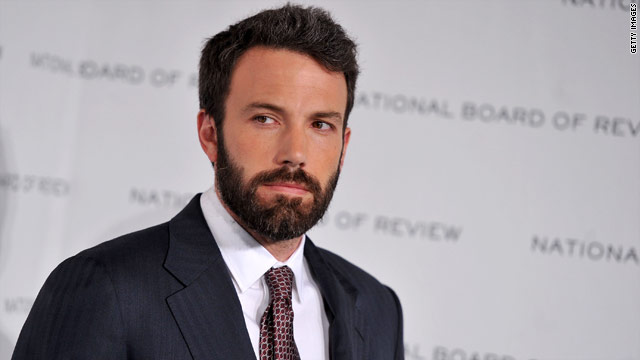 Affleck comes to town (Washington)