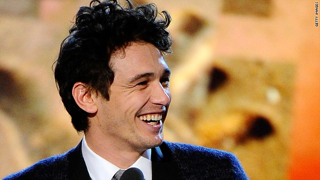 James Franco teams up with R.E.M.