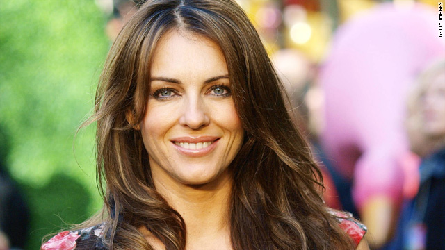 Elizabeth Hurley to play 'Wonder Woman' villainess