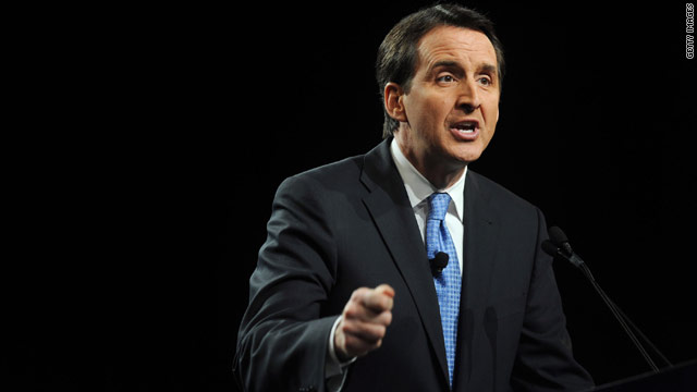 Pawlenty helps RNC raise money