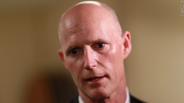 Florida high-speed train project derailed; Court rules for Scott