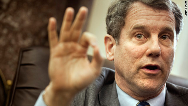 Sen. Brown: 'Hitler didn't want unions'