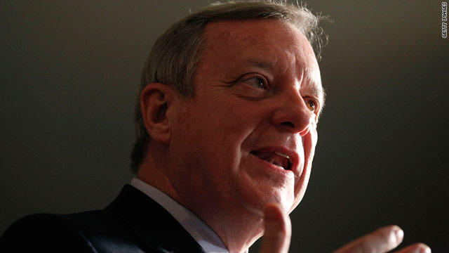Durbin: Unemployment benefits won't make or break budget deal
