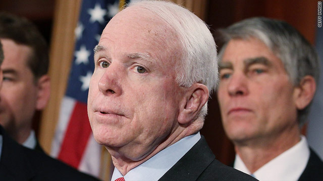McCain flunks Made in America 101