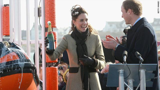 Alexander McQueen design team denies it's making Kate Middleton's wedding dress