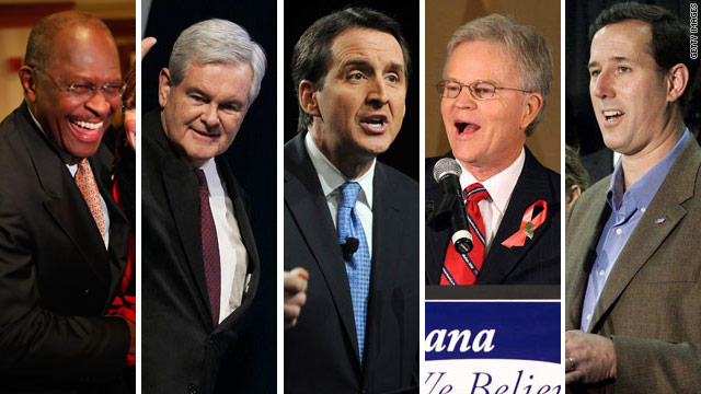 Prospective GOP candidates to face voters in Iowa forum