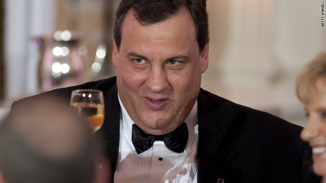 Christie receives &#039;hottest&#039; title
