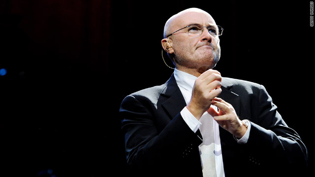 Phil Collins retiring from music
