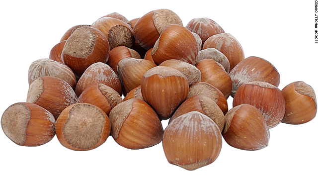 Hazelnuts linked to E. coli illness