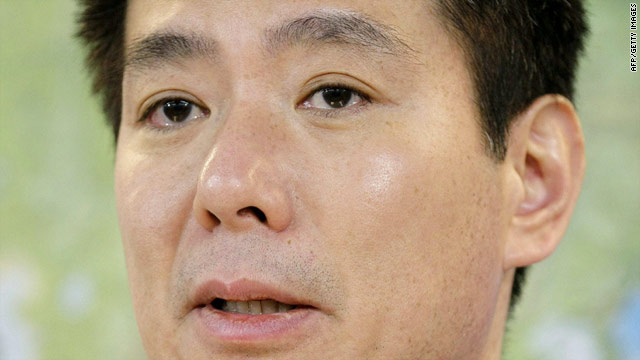Japan's foreign minister resigns amid scandal