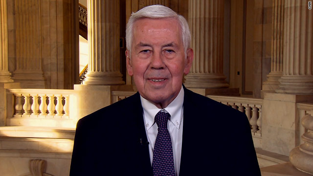 Lugar readying for re-election 'with boots on the ground'