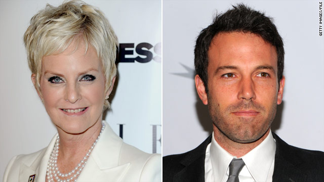 Cindy McCain and Ben Affleck join forces to help Congo