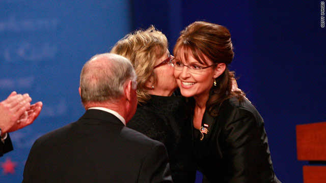 For Palin's Dad safety is in the guns