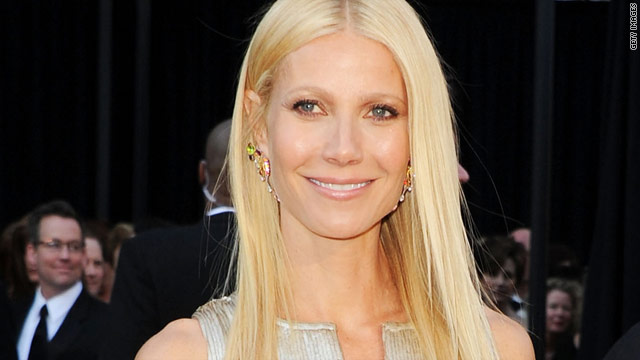 Gwyneth Paltrow to channel Joan Jett on 'Glee'