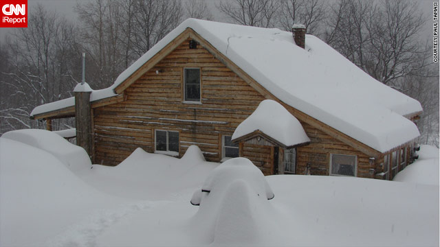 More than 2 feet of snow drop in parts of Northeast