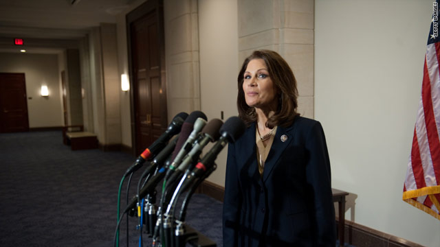 Bachmann will decide on run in 'early summer'