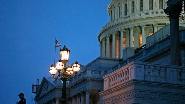 Senate GOP shoring up votes for deep spending cuts