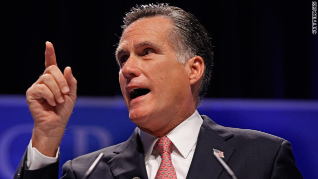 DNC hits Romney over Obama economy jabs