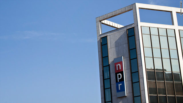 NPR exec shown slamming the Tea Party