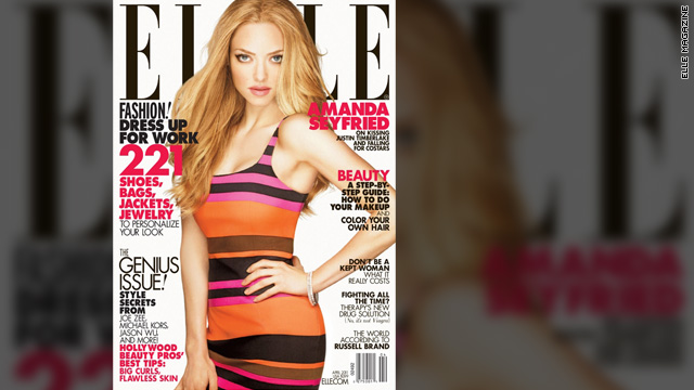Amanda Seyfried opens up about on-set romance
