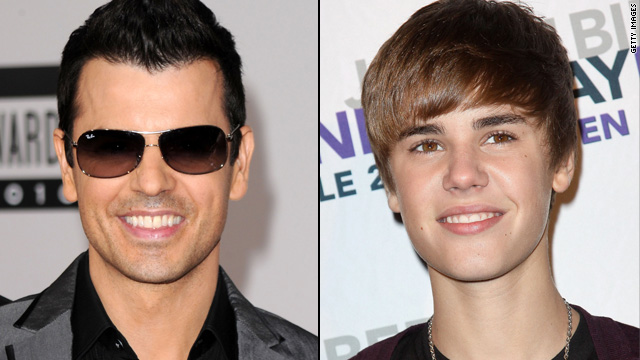 Jordan Knight to Biebs: Don't think you're God
