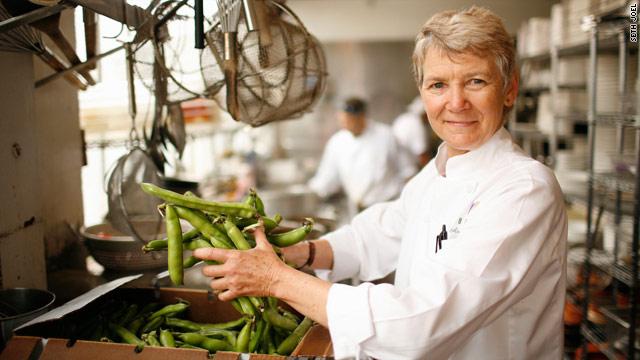 5@5 - Chef Annie Somerville