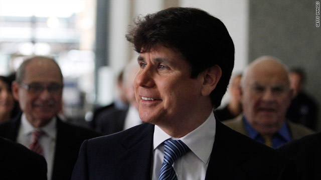 Blagojevich asks judge to cancel second trial, cites money woes