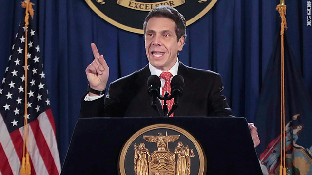 Cuomo on gun violence: 'It has been enough'