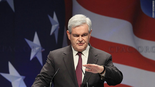 Gingrich planning May presidential announcement