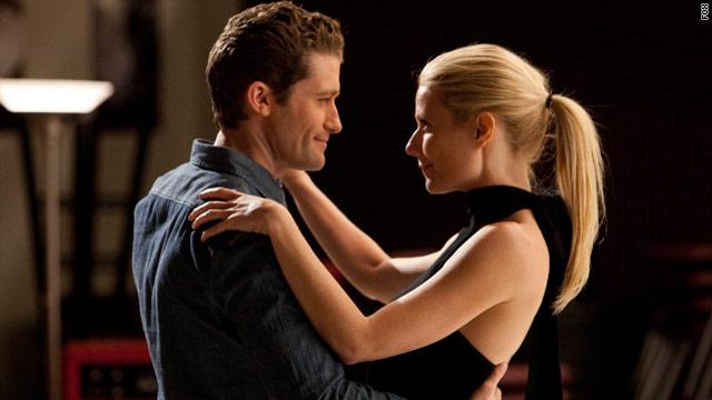 The return of Gwyneth on 'Glee'