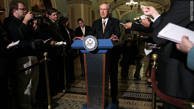 Reid's cowboy poetry event stirs budget angst