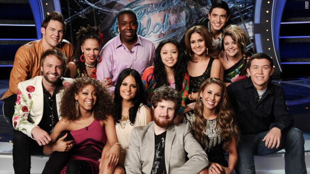 'Idol's' Top 13 take to the stage