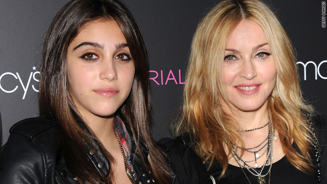 Madonna gives daughter Lourdes big screen debut – The ...