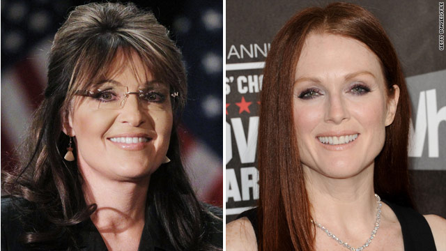 Actress Julianne Moore to play Palin in new film