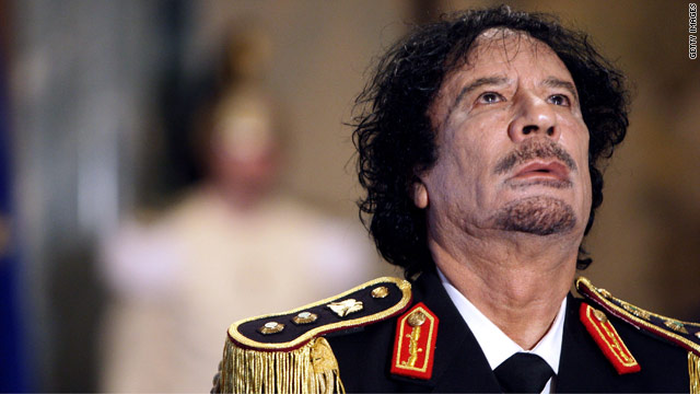 What happens after Gadhafi?