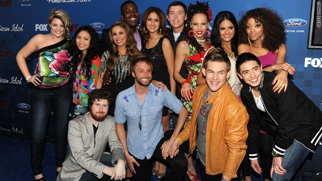 Who's leaving the Top 13 on 'Idol?'