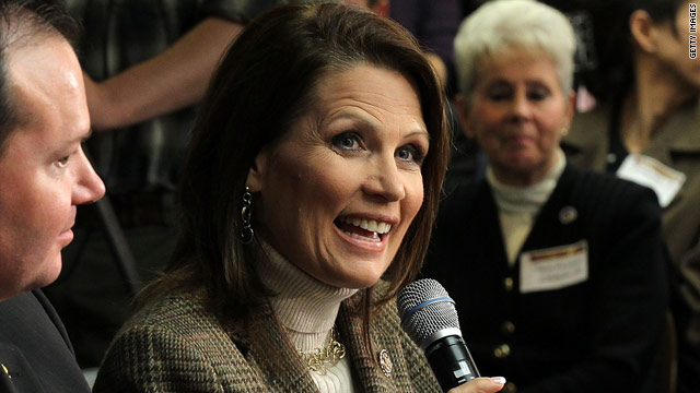 Bachmann to raise money in South Carolina