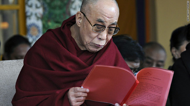 Dalai Lama to retire as political head of exiled movement