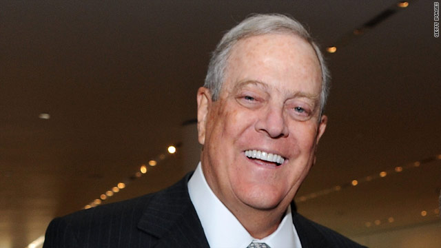 'Koch' name pervades online reaction to Wisconsin bill