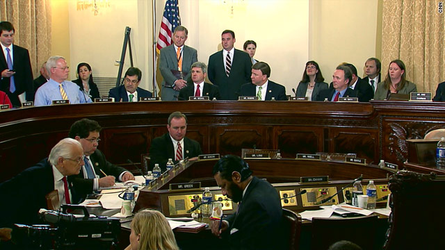 'Muslims in America' hearings: Lawmaker calls proceeding 'an outrage'