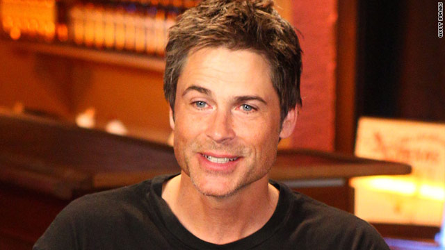 Rob Lowe not headed to 'Two and a Half Men'