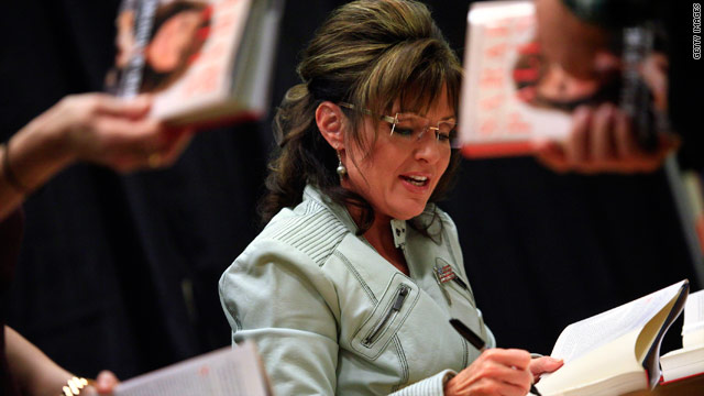 Palin gets harsh criticism out West