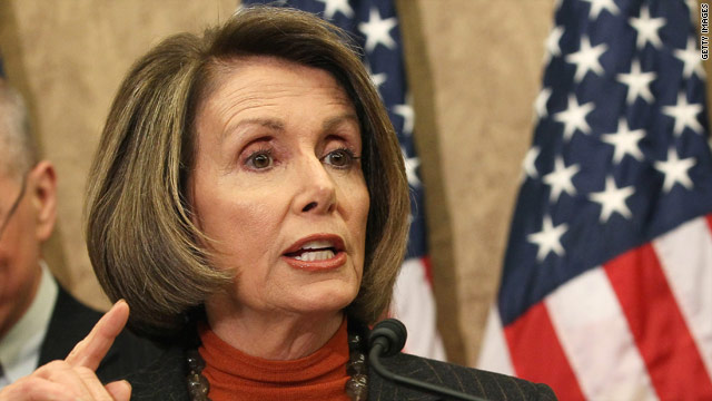 Pelosi &#039;pretty confident&#039; that health care law will stay intact