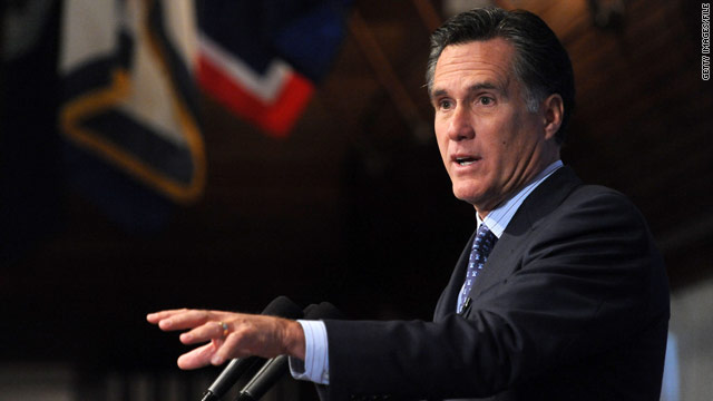 Bad weather grounds Romney but doesn't prevent big endorsement