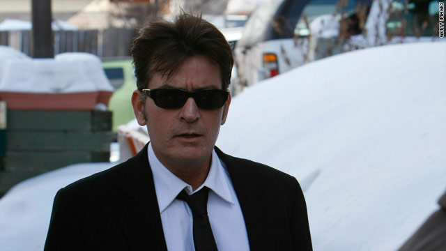 Charlie Sheen sues over show