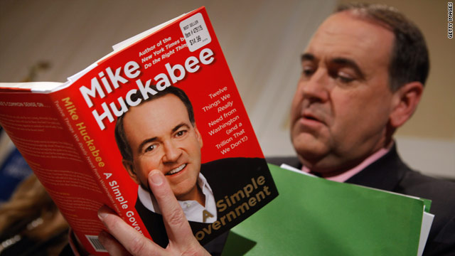 Huckabee&#039;s top title