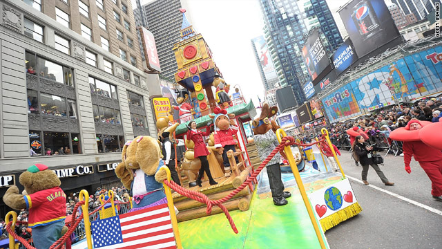 Macy&#039;s Thanksgiving Day Parade movie in the works