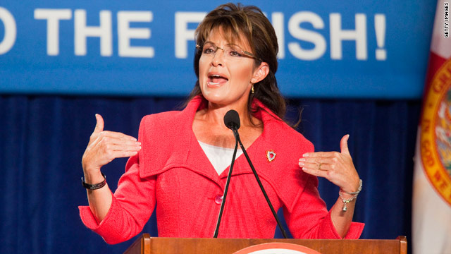 Another poll shows Palin's support dropping